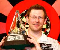 Power Failure – Wade Wins Premier League Darts